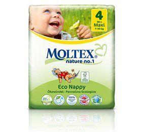 Moltex bleer maxi 7-18 kg  nr. 4