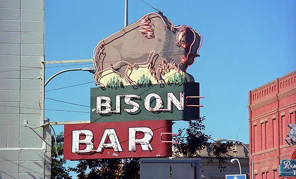 Bison Bar - Miles City, Montana