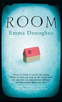 Room is a compelling and deeply disturbing book that holds your attention throughout. The way that the author, Emma Donoghue, writes in the voice of a 5 year old boy is truly amazing. That alone makes it worth reading.