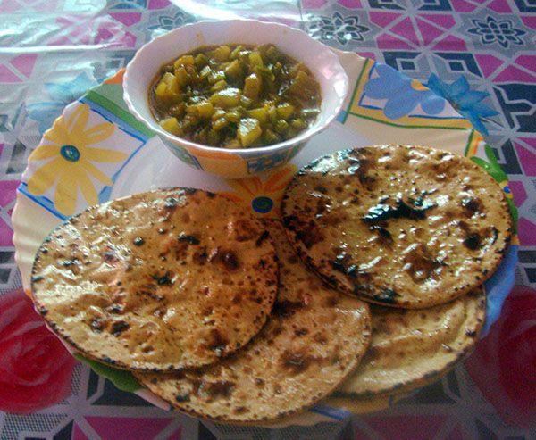 Rajasthani Roti