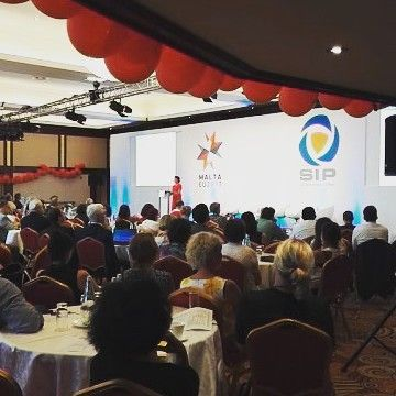 In Malta for.the Societal Impact of Pain symposium 2017 & the first Civic Award forse the best practices against pain promoted by Active Citisenship Network