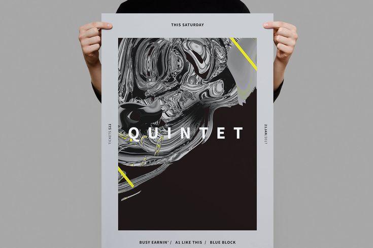 Quintent Poster / Flyer