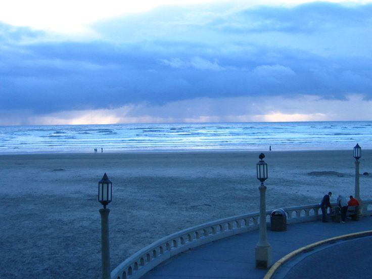 Seaside Oregon!