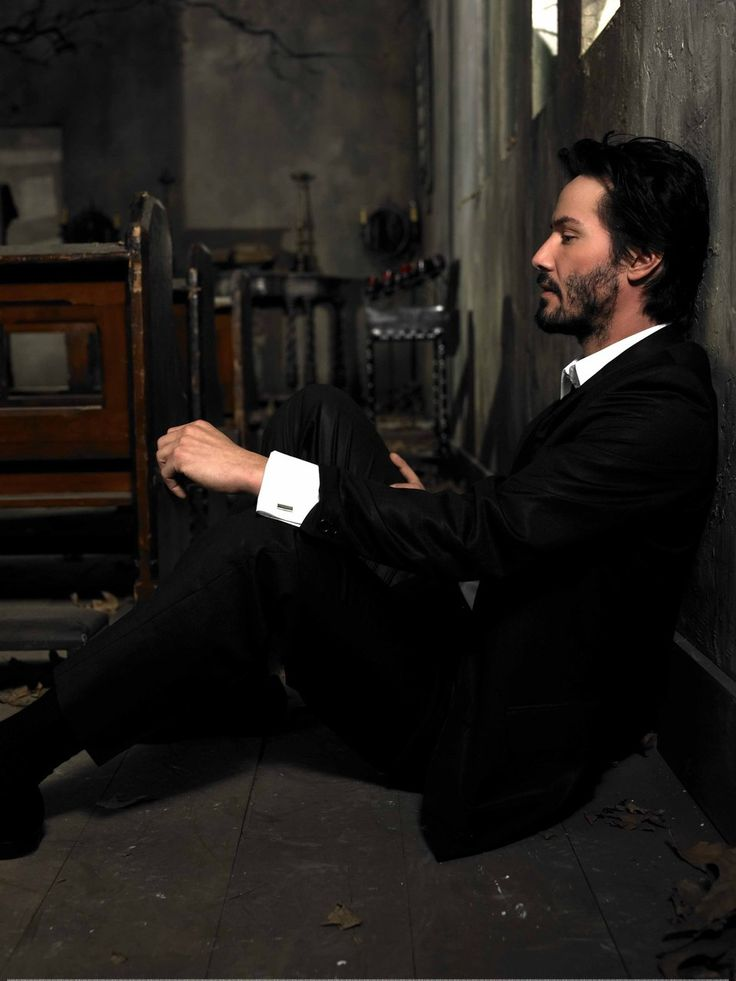 17 Best images about Keanu Reeves Modern Elegance ...