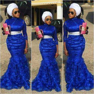 aso ebi lace styles 1
