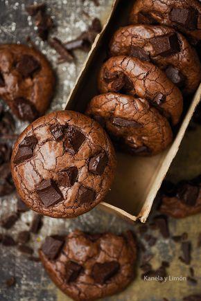 Estas galletas se suben al top 5 en mi lista de galletas preferidas. Lo tengo claro. A partir de ahora, cuando quiera, necesite o de...
