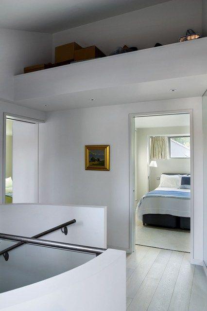 Above Door Shelving - Small Spaces - Room Design Ideas (houseandgarden.co.uk)