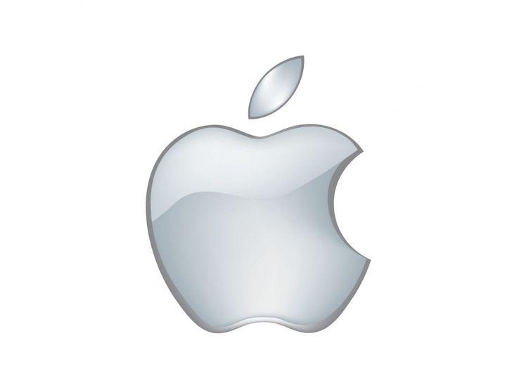 apple logo white vector. apple vector logo white