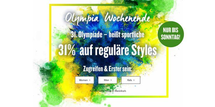 31% Olympia-Rabatt bei TOM TAILOR #gutschein #tomtailor #olympia #rabatt #gutscheinlike #sale #onlineshop #spar #sparen