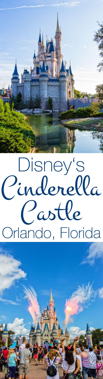 Disney Cinderella Castle in Orlando Florida. In jedem von uns steckt eine Prinzessin :) Undere Florida Reiseberichte findet ihr hier: http://mrsberry.de/tag/florida/