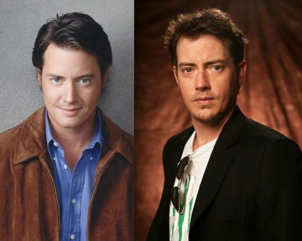 MommyFrazzled's Favorite Blogs: 15 Pairs of Surprising Celebrity Twins  Jason and Jeremy London