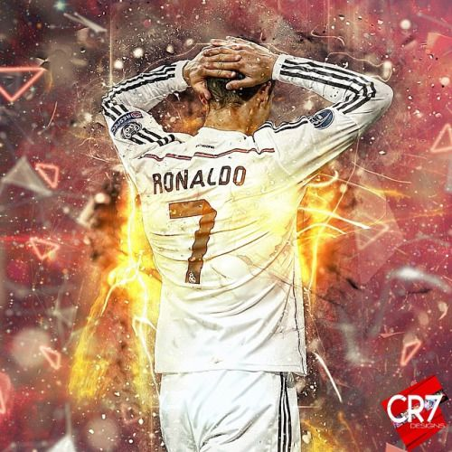 Real Madrid Cristiano Ronaldo #thatnigga