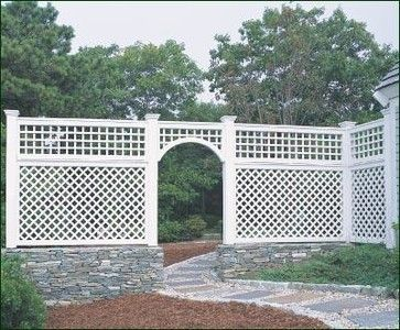 Decorative Arch - traditional - outdoor products - other metro - Walpole Outdoors