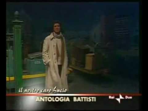 Lucio Battisti - Sì Viaggiare