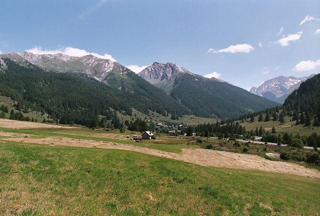 Echalp (commune de Ristolas) | Vallée du Queyras © domaine public