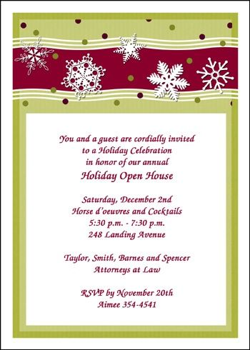 30 best business holiday invitations greeting cards images on most unique christmas holiday invitation wordings for business company and corporate party invitations for the holidays at invitations shoppe stopboris Choice Image