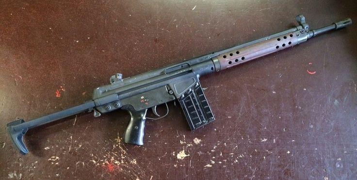 HK G3 - 7.62x51mm