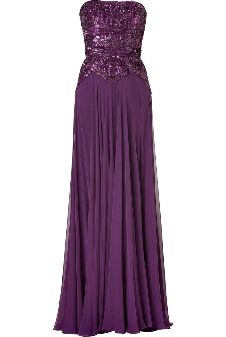 Mejores 89 imágenes de Gorgeous gowns en Pinterest | Alta costura ...