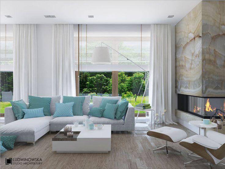 Letni przegląd, czyli najpiękniejsze salony według naszych architektów - Myhome