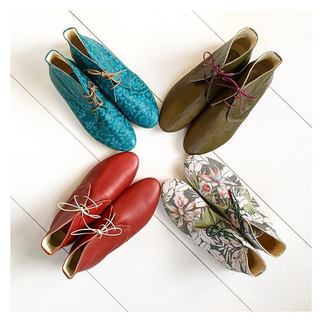 Which one is your favourite Mandragora boots? I can't decide..   ---------------------------------------------  Choose tomorrow at @onefashionbudapest (open until 3pm) or order from our webshop.  ---------------------------------------------  #mandragora_design #unique #leatherboots #handmadeshoes #shoelover #womenboots #floraldesign #coolstyle #ootd #ootdwomen #sustainablefashion #hungarianfashion #hungariandesigner #aw17 #fw1718 #designerboots #designershoes