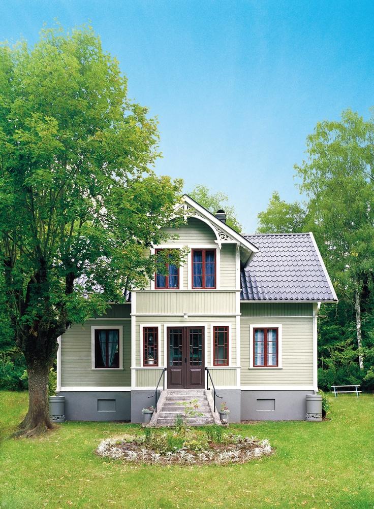 Rätt färg på rätt fasad | Vårt Nya Hus