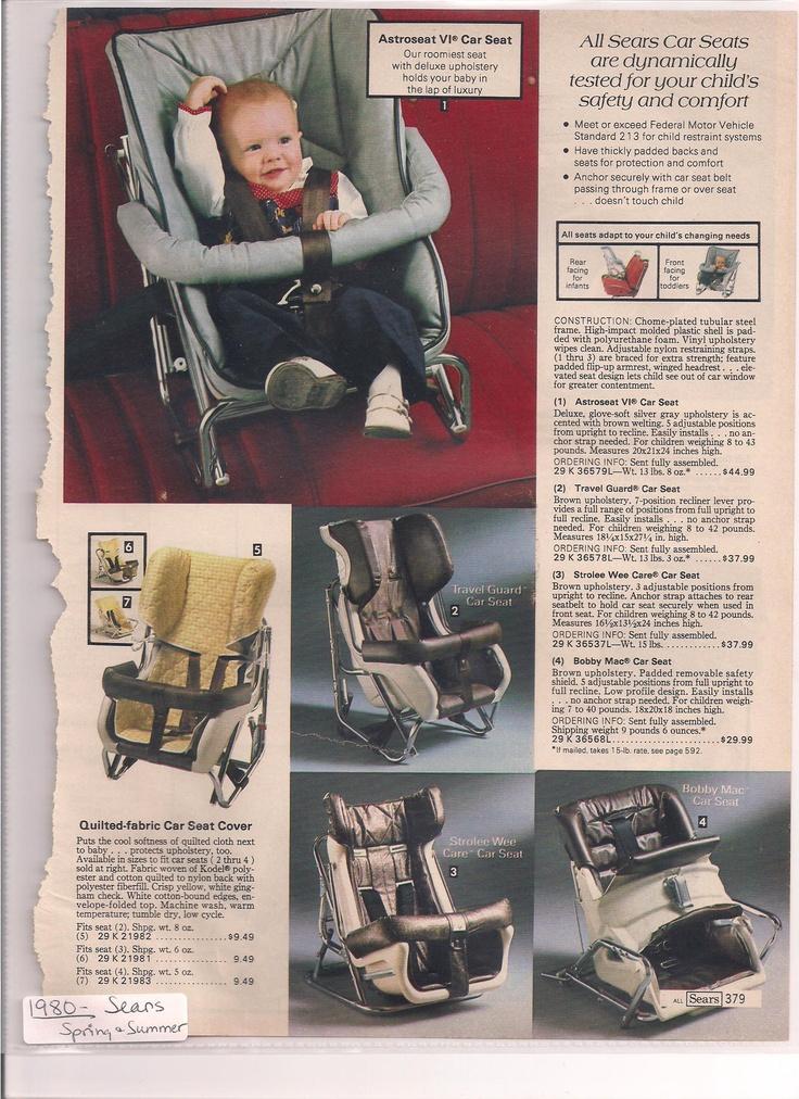 52 Best Images About Vintage Child Car Seats On Pinterest