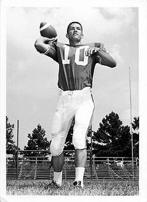 Phil Robertson  played first-string quarterback ahead of football star Terry Bradshaw at Louisiana Tech University in the '60s. They were both drafted into the NFL but Phil turned it down because it interfered with duck season. Instead he stayed in Louisiana, married his high school sweetheart, Miss Kay, built a house down by the river and together they raised four sons.