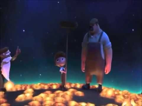 Cortos pixar- The moon (La luna) - YouTube