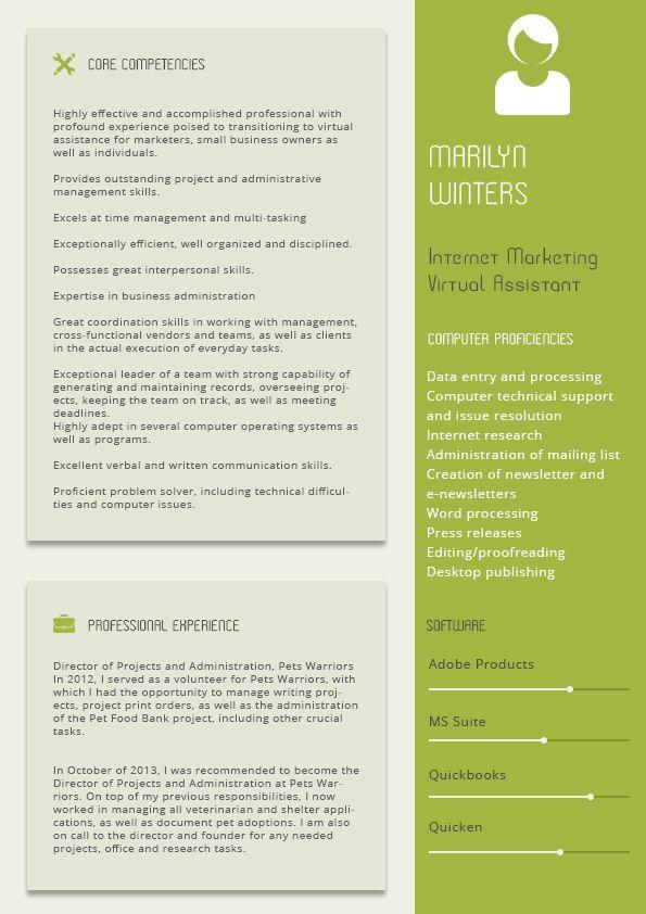 25 best ideas about Executive resume – Executive Resume
