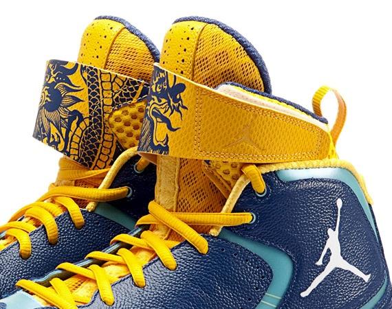 Air Jordan 2012 Year of The Dragon kicks.