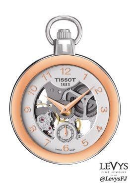 T853_405_29_412_01- POCKET MECHANICAL SKELETON #Tissot #TPocket