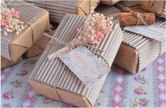 cajas artesanales de carton corrugado - Buscar con Google