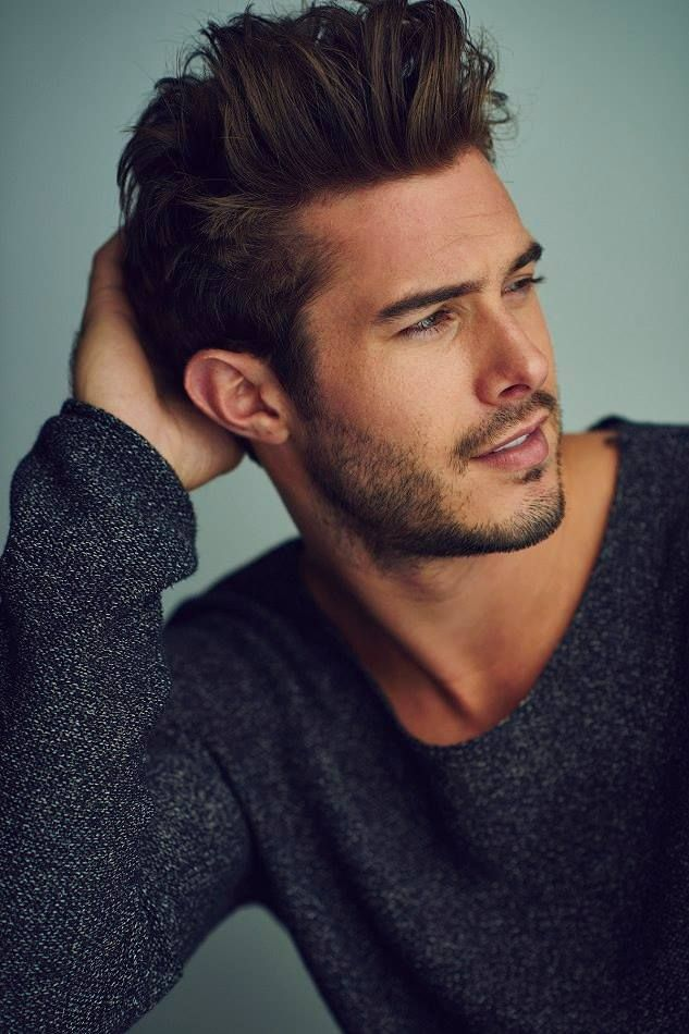Male Hair Styles Amusing 1511 Best Men's Hairstyles Images On Pinterest  Men's Haircuts