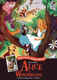 Vintage Disney Alice in Wonderland: Two More Days!