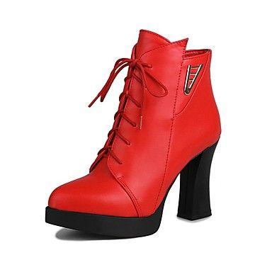 Mujer+BotasBotas+de+Moda+Botas+de+Moto+Botas+hasta+el+Tobillo+Botas+de+Combate+Suelas+con+luz+Confort+Gladiador+Botas+de+nieve+Botas+de+–+ARS+$+14.047,12