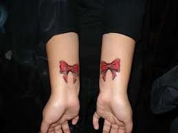 Bow Tattoos And Designs-Bow Tattoo Meanings And Ideas-Bow Tattoo Pictures