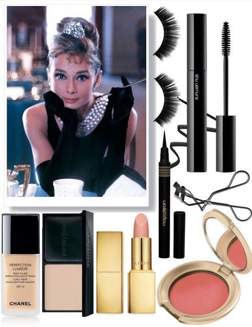 Makeup audrey hepburn