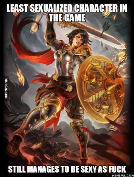 Smite is awesome