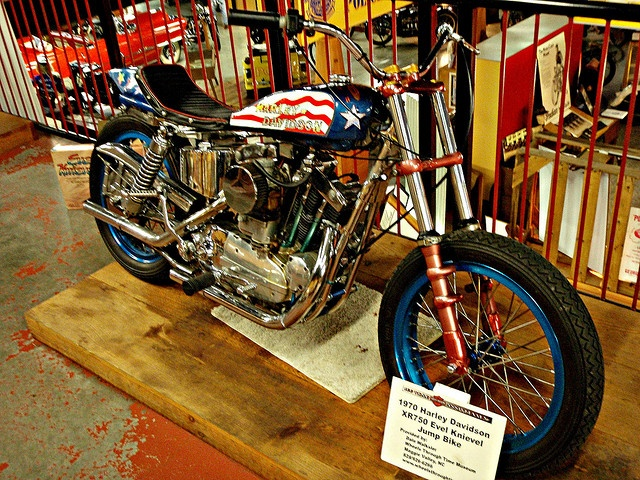 Famous Evel Knievel Bike At Auction: 170 Best Images About EVEL KNIEVEL On Pinterest