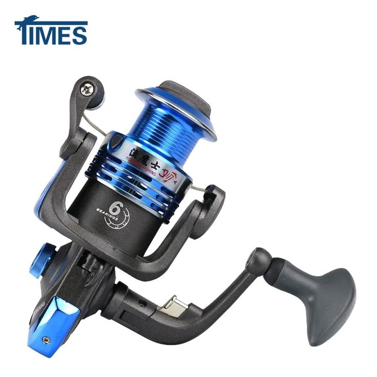 ==> [Free Shipping] Buy Best New Fishing Reel MD Series 4000-7000 6BB Metal Spool Cheap Spinning Reel Carp Fishing Tackle Online with LOWEST Price | 32369468095
