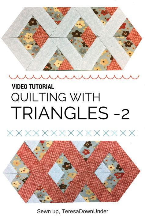 #triangles #triangles #tutorial #quilting #tutorial