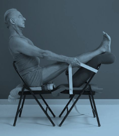 648 best images about iyengar yoga asana on pinterest for Chaise yoga iyengar