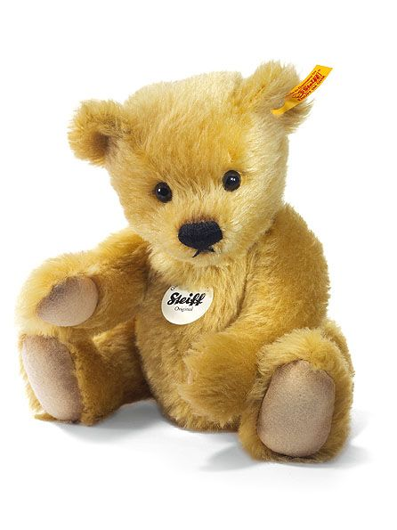 "blonde bear picture   Steiff Classic - Teddy Bear Blonde 25cm (10"")"