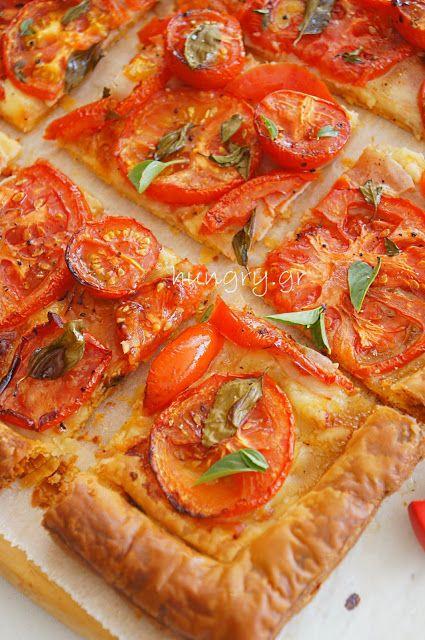 Kitchen Stories: Savory Tomato Tart