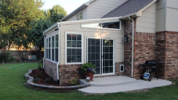 1000 Images About Straight Eave Sunrooms On Pinterest