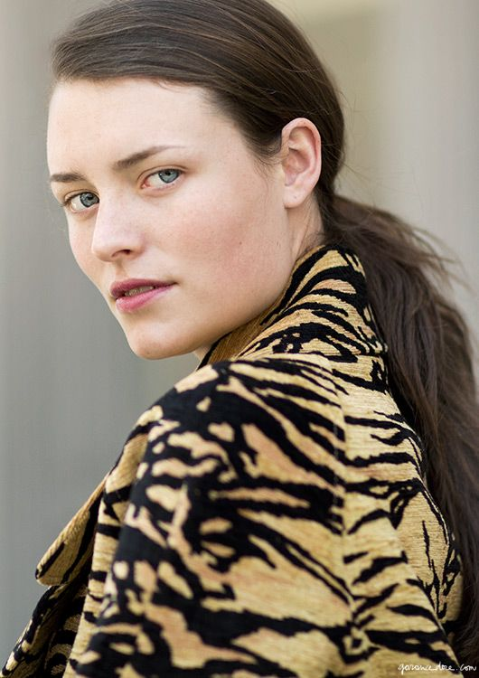 Wild Thing / Hanna Rose, Adam Lippes / Garance Doré