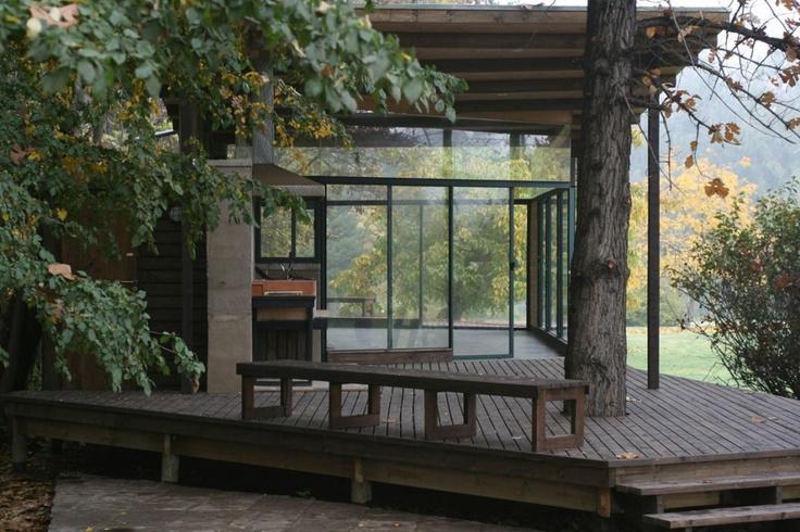 332 Arquitectos - Quincho en Pirque –