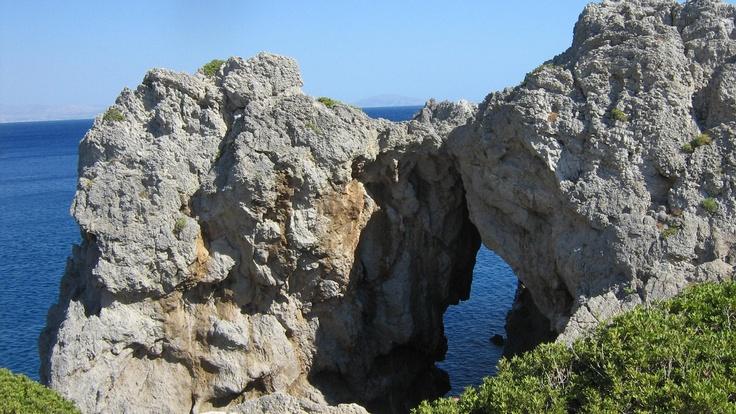 Coast of Agios Pavlos, Crete, Greece