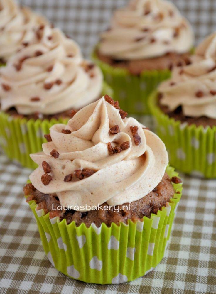 Appel-kaneel+cupcakes