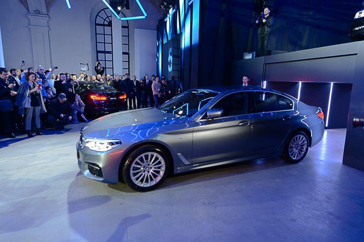 Создан устанавливать новые стандарты. BMW 5 серии седьмого поколения